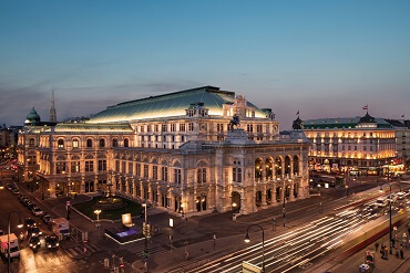 Individual Vienna by Night Tour