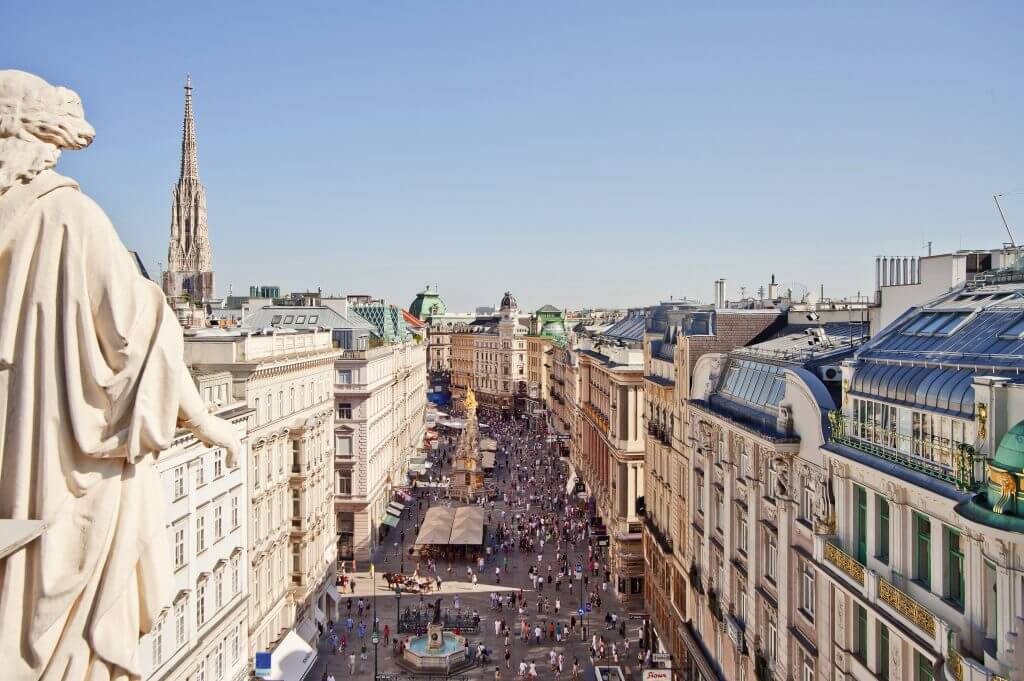 Individual Walking Tour in Vienna