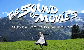 Sound of Movies – Musical Tour to Salzburg