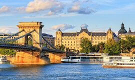Royal (Sissi) Tour to Budapest from Vienna – Private