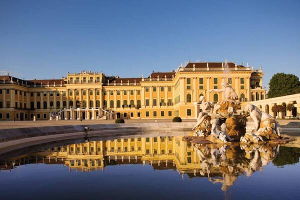 City Highlight Tour with Schönbrunn Palace